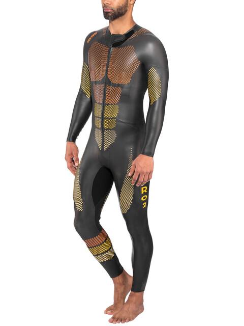 Colting Wetsuits SR02 - Homme - jaune/noir